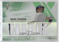 Mark Teixeira #/18