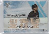 Giancarlo Stanton #/3