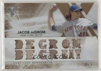 Jacob deGrom #/27