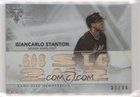 Giancarlo Stanton #/36