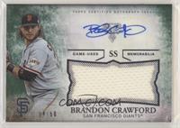 Brandon Crawford #/50