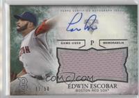 Edwin Escobar #/50