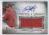 Garrett Richards #/50
