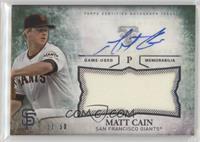 Matt Cain #/50