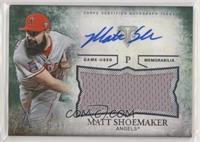 Matt Shoemaker #/50