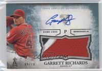 Garrett Richards #/10