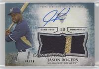 Jason Rogers [Noted] #/10