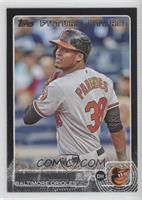 Jimmy Paredes /64