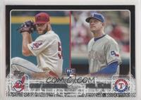 Rookie Combos - Cody Anderson, Phil Klein #/64