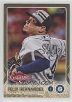 All-Star - Felix Hernandez #/2,015