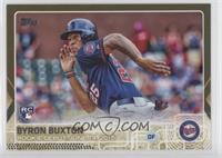 Rookie Debut - Byron Buxton #/2,015