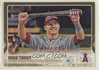 Checklist - Mike Trout (First Back-To-Back MLB All-Star Game MVP) #/2,015