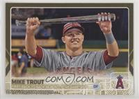 Mike Trout #/2,015