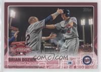 All-Star - Brian Dozier #/50