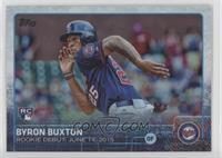 Rookie Debut - Byron Buxton