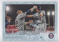 All-Star - Brian Dozier #/99