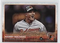 Manny Machado (Sabermetric Back)