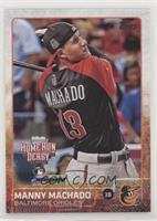 Home Run Derby - Manny Machado