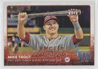 Checklist - Mike Trout (First Back-To-Back MLB All-Star Game MVP)