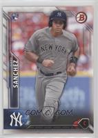 Rookies - Gary Sanchez [Noted]