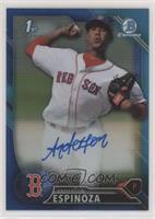 Anderson Espinoza #/150