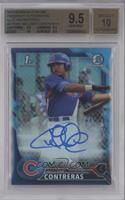 Willson Contreras [BGS 9.5 GEM MINT] #/150