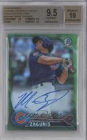 Mark Zagunis [BGS 9.5 GEM MINT] #/99