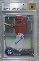 Victor Robles [BGS9MINT] #/499