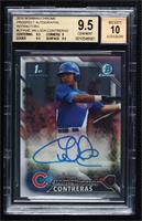 Willson Contreras [BGS 9.5 GEM MINT] #/499