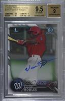 Victor Robles [BGS 9.5 GEM MINT]