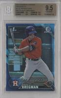 Alex Bregman [BGS 9.5 GEM MINT] #/150