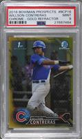 Willson Contreras [PSA 9 MINT] #/50