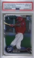Victor Robles [PSA 10 GEM MT] #/499