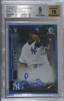Luis Severino [BGS 9 MINT] #/150