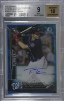 Trea Turner /150 [BGS 9 MINT]