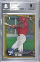 Victor Robles /50 [BGS9MINT]