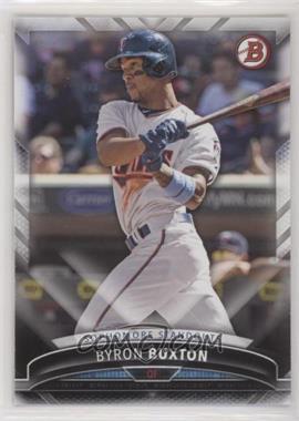 2016 Bowman - Sophomore Standouts #SS-2 - Byron Buxton