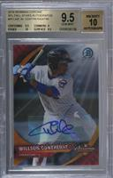 Willson Contreras /199 [BGS 9.5 GEM MINT]