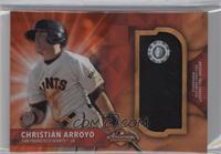 Christian Arroyo /25