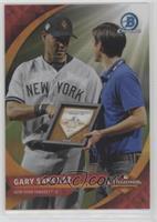 Gary Sanchez (Short Print) #/250