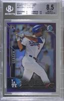 Corey Seager [BGS8.5NM‑MT+] #/250
