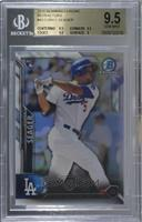 Corey Seager [BGS9.5GEMMINT] #/499