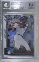 Corey Seager [BGS8.5NM‑MT+] #/499