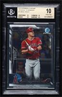 Mike Trout [BGS 10 PRISTINE]