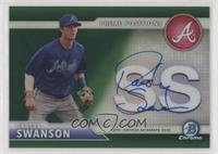Dansby Swanson [EX to NM] #/99