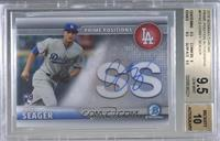 Corey Seager [BGS9.5GEMMINT] #/250