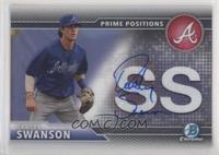 Dansby Swanson #/250
