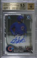 Eddy Julio Martinez [BGS 9.5 GEM MINT]
