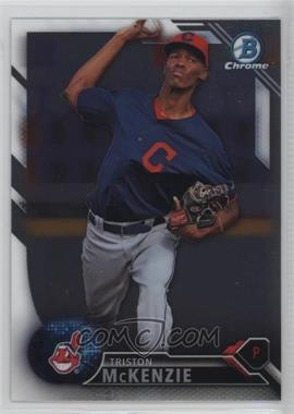 2016 Bowman Chrome - Prospects #BCP249 - Triston McKenzie