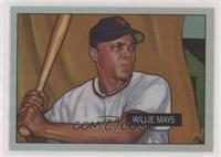 Willie Mays #/499